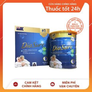 Sữa DiaSure 850g – Dinh dưỡng dành cho người tiểu đường