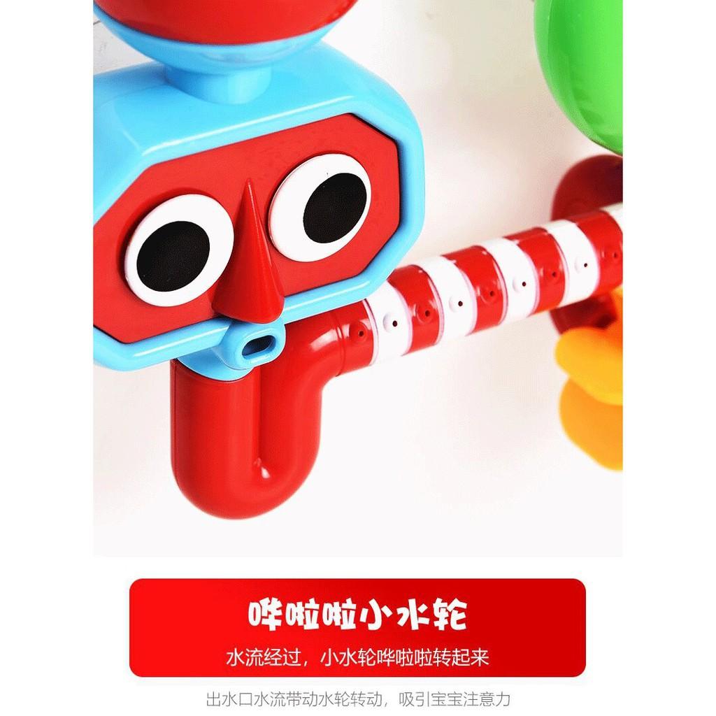 Đồ chơi_hệ thống phun nước trong nhà tắm cho bé