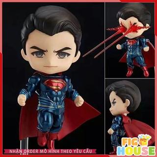 Mô Hình Nendoroid Superman Tuyệt Đẹp – FigHouseVN