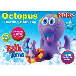Bạch tuộc thả bồn tắm Nuby