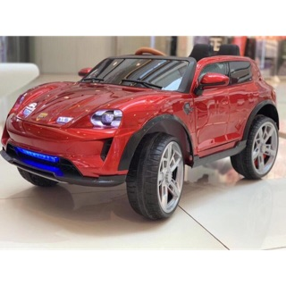 Ô tô điện trẻ em Porsche SUV 211 ( 5 động cơ, có nhún bập bênh) ibox cho shop để chọn màu nhé☺️☺️
