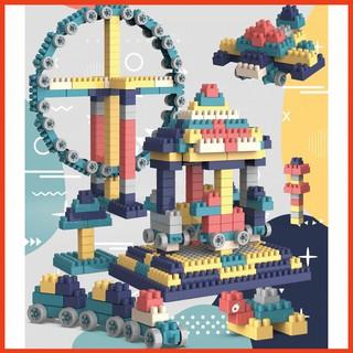 ĐỒ CHƠI LEGO MÔ HÌNH LẮP RÁP KHỐI XÂY DỰNG_babydragon