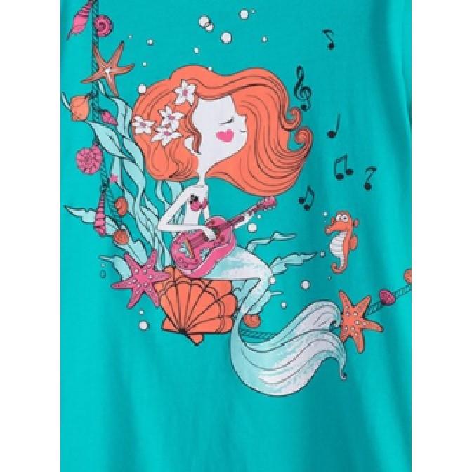 Áo Thun Bé Gái M.D.K Mermaid T-shirt M.D.K