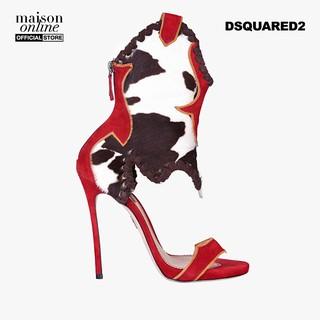 [Mã FASHIONMAL3 hoàn 10% tối đa 100k xu đơn từ 250k] DSQUARED2 - Giày cao gót hở mũi cổ cao HSW0087-A029 thumbnail