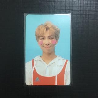 Card NamJoon (RM) BTS official