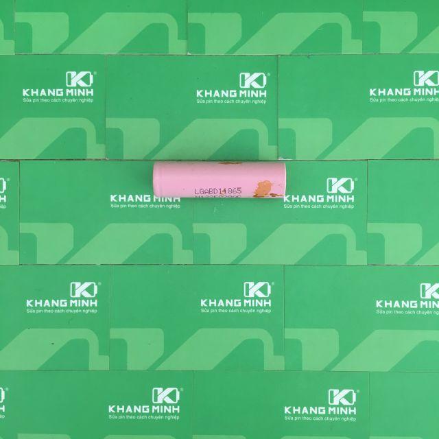 Pin sạc Li-ion 3.7V, ICR18650 cũ, dùng cho pin sạc dự phòng, đèn pin, đèn LED