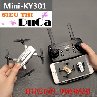 Flycam Mini Ky301 Wifi Camera HD 720p – 1