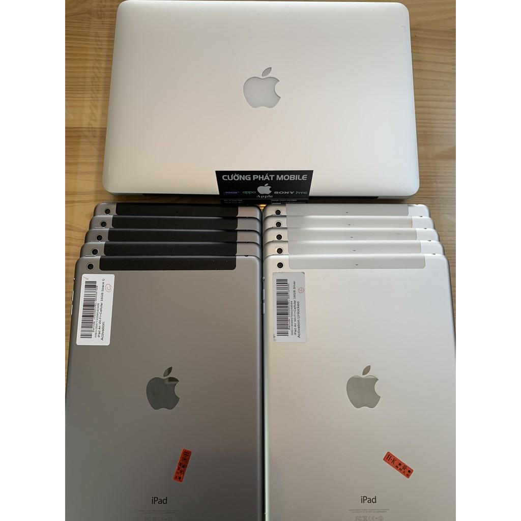Máy Tính Bảng iPad Air ( 4G+WIFI ) Chính Hãng Nguyên Zin , LikE New 99%