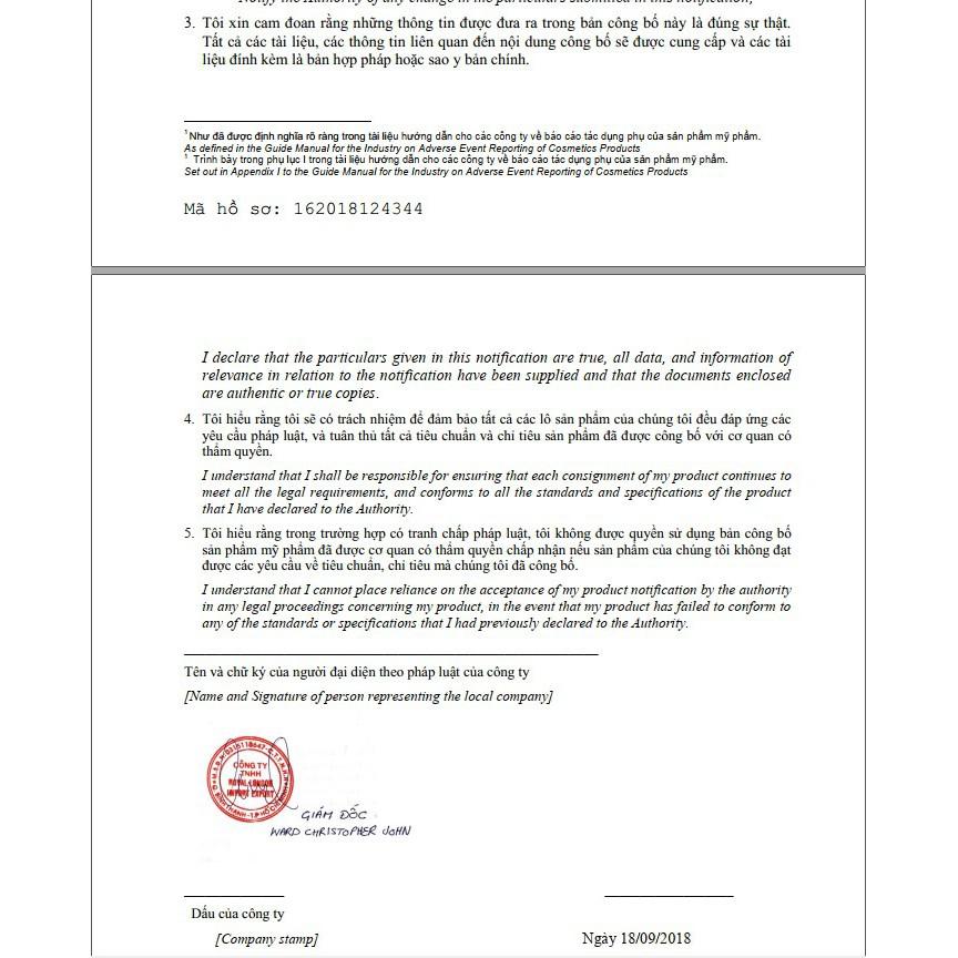 MẪU MỚI NHẤT - SERUM BALANCE SÁNG DA, GIẢM THÂM VITAMIN C POWER SERUM/DRAGON BLOOD/554