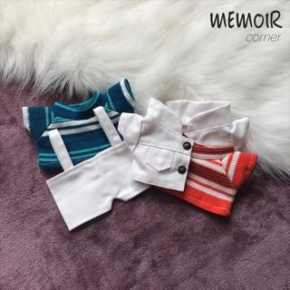 Outfit cho Doll 20cm – Boyfriend Material
