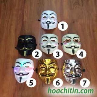 MẶT NẠ HACKER MẪU 2, 3, 4-g61 shop matnaxuong