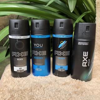Xịt Khử Mùi Toàn Thân Axe - 150ml [HÀNG CHÍNH HÃNG] thumbnail