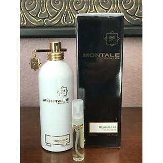 mẫu thử Nước hoa unisex Montale Mukhallat thumbnail