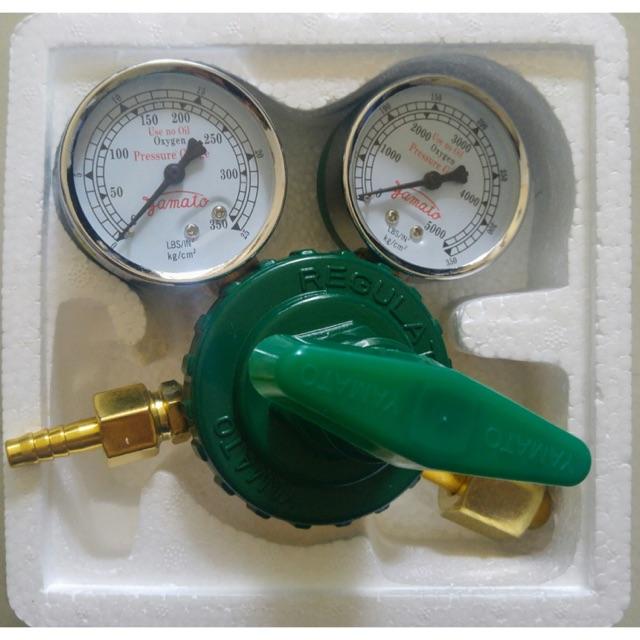 Đồng hồ oxy ( đồng hồ gió) Yamato