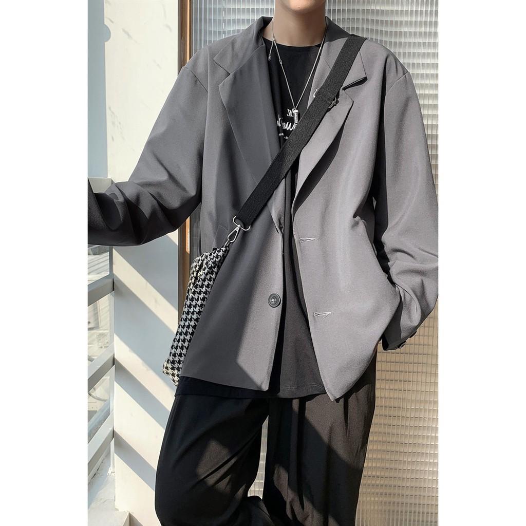 [OD]Áo khoác blazer nam áo vest Hàn Quốc [Kèm ảnh thật]