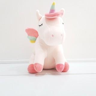 Thú bông Mumuso chú ngựa pony hồng
