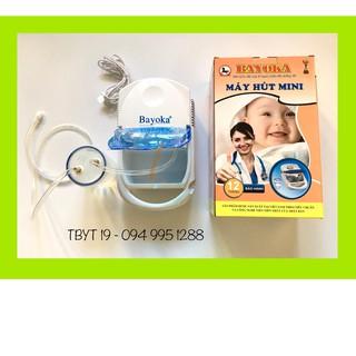 Máy hút mũi hút đờm trẻ em Bayoka - Máy hút mini Bayoka thumbnail