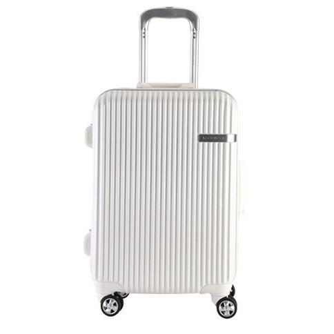 Lock&Lock - Vali khóa TSA dòng Luxury 20 Inch [LTZ991WHT] - màu trắng
