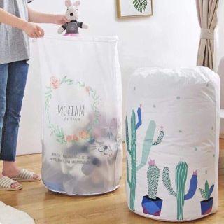 Túi đựng chăn màn dây rút chống nước tiện lợi thumbnail