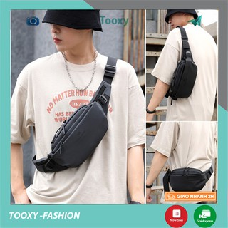 Túi đeo chéo nam nữ siêu nhẹ nhiều ngăn tiện dụng TX13 thumbnail