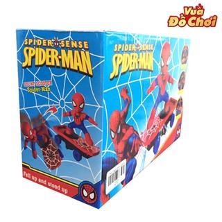 Người Nhện Trượt Patin – Spider Man Trượt Ván