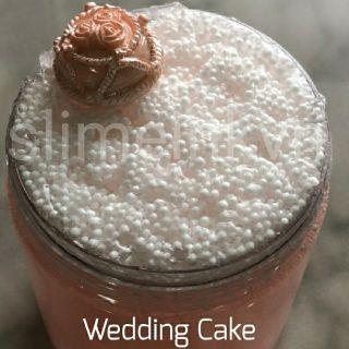 Wedding cake ( clear)
