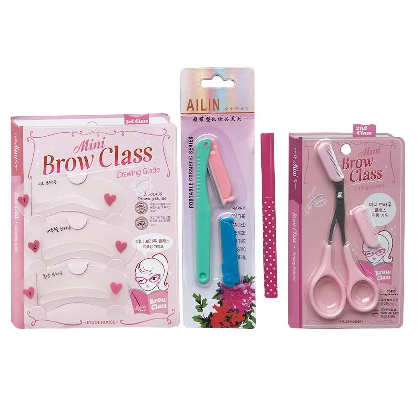 Combo 4 bộ dụng cụ cạo lông mày hot nhất thị trường BROW CLASS - 3219289 , 1222668935 , 322_1222668935 , 200000 , Combo-4-bo-dung-cu-cao-long-may-hot-nhat-thi-truong-BROW-CLASS-322_1222668935 , shopee.vn , Combo 4 bộ dụng cụ cạo lông mày hot nhất thị trường BROW CLASS