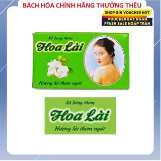 Xà Phòng Tắm Hương Hoa Lài 100g thumbnail