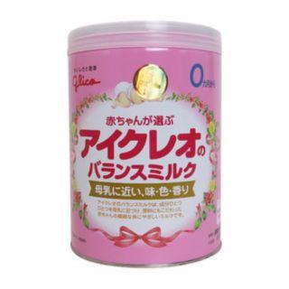 Sữa bột Glico nội địa Nhật Bản 800g ( tháng 12.2019)