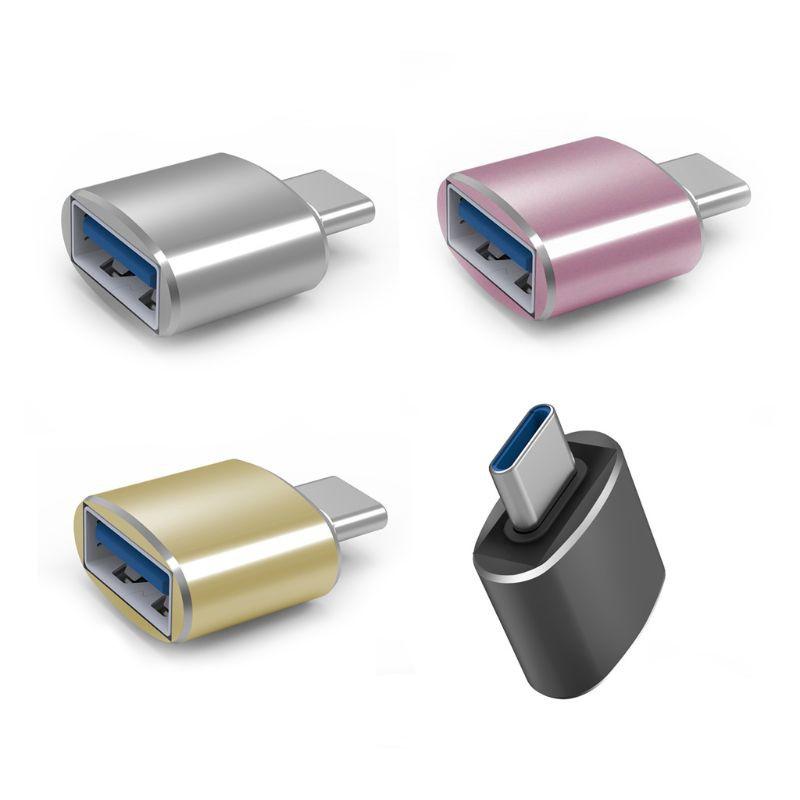 Adapter chuyển đổi Type-c - USB 3.0 OTG cho Macbook Xiaomi Huawei Samsung Android