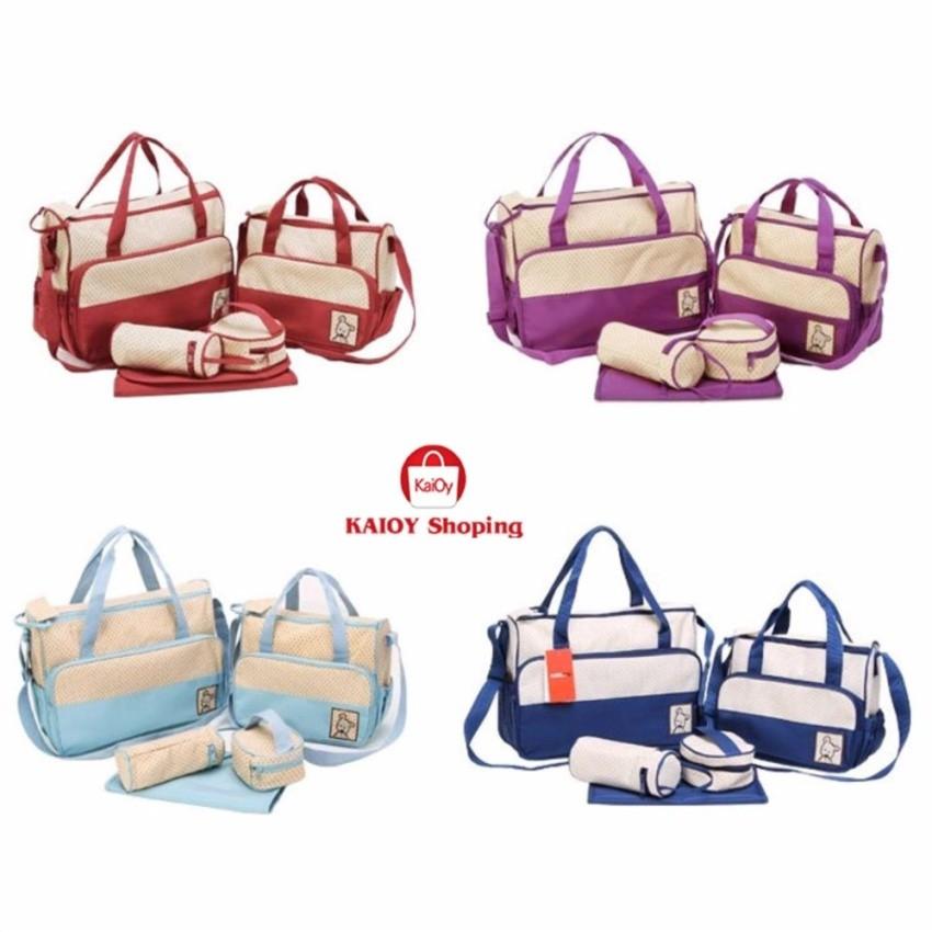 Sét túi 5 chi tiết cho mẹ và bé - 3586555 , 1245143204 , 322_1245143204 , 300000 , Set-tui-5-chi-tiet-cho-me-va-be-322_1245143204 , shopee.vn , Sét túi 5 chi tiết cho mẹ và bé