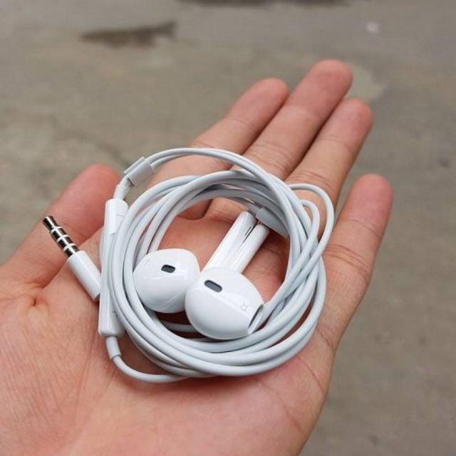 Tai nghe giá rẻ Hoco M1 [Giống tai nghe Iphone 6/6s]