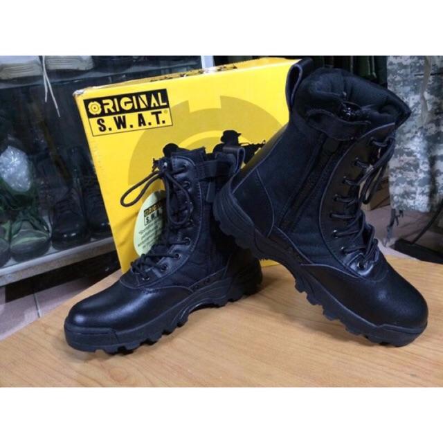 Giày SWAT cao cổ (hàng loại 1)
