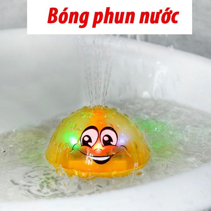 Quả cầu phun nước cực bóng cười cute cho bé chơi nhà tắm