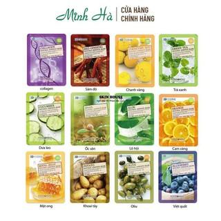 Mặt nạ giấy 3D Foodaholic Natural Essence Mask thumbnail
