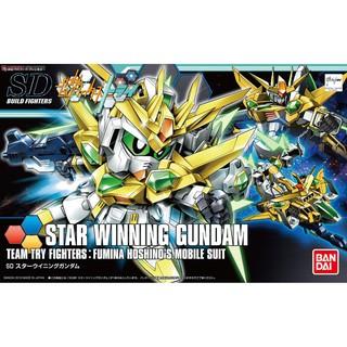 Mô hình chiến binh SD Star Winning Gundam