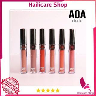 [Nhập Mỹ] Son AOA Wonder Matte Liquid Lipstick Hero Bombshell Nude thumbnail