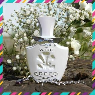 [ SIÊU HOT ] Nước hoa chính hãng Creed Love In White Test 5ml 10ml 20ml [ Nước Hoa Chất ] thumbnail