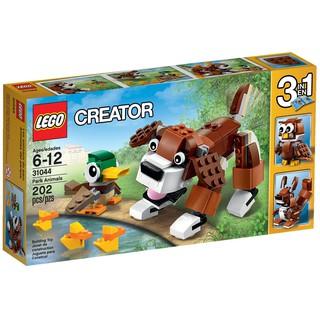 LEGO Động Vật Hoang Dã Creator 31044 – Đồ Chơi LEGO Chính Hãng Đan Mạch