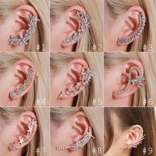 Bông đeo vành tai , bông kẹp vành tai phong cách âu mỹ cá tính cổ điển - MELY 1161 thumbnail