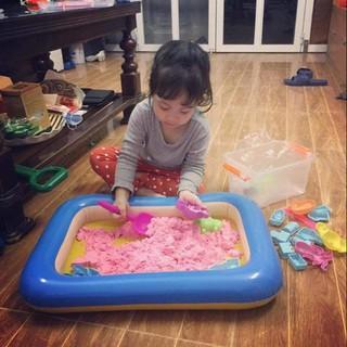Bộ đồ chơi cát động lực học Đa Năng
