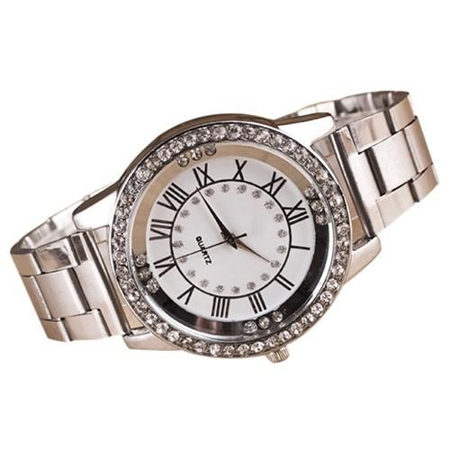 Đồng hồ mặt tròn thời trang cho nam/nữ