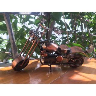 Mô hình xe máy harley Davidson V – rod Muscle