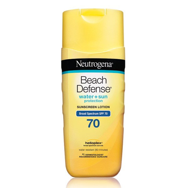 Kem chống nắng Neutrogena Beach Defense Lotion SPF 70