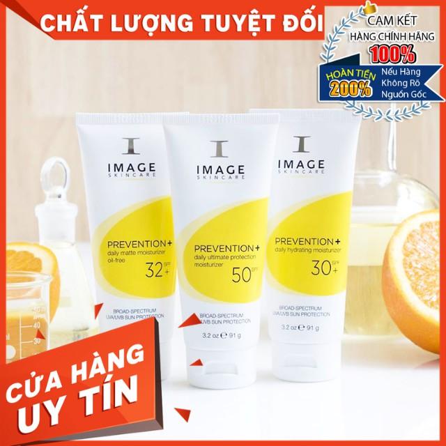 [HÀNG NHẬP KHẨU] Kem Chống Nắng Vật Lý IMAGE Skincare Prevention SPF30+, 32+, 50+ Cho Da Dầu Nhờn, Da Khô, Da Hỗn Hợp