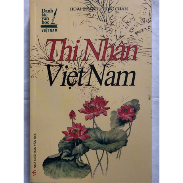 Sách - Thi Nhân Việt Nam