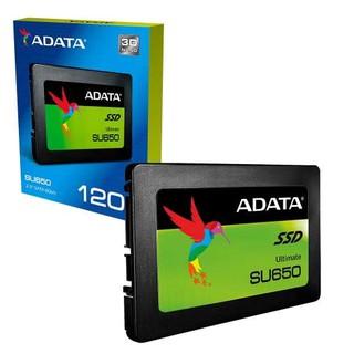 [Mã ELMSBC giảm 8% đơn 300K] Ổ Cứng SSD Adata 120GB, 240GBChính Hãng Sata III SU650 (ASU650SS-120GT-C)