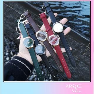 Đồng hồ nữ Bolun dây da thời trang hot trend thumbnail