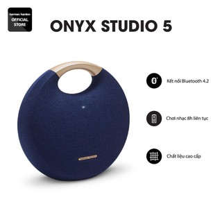 Loa Bluetooth HARMAN KARDON ONYX STUDIO 5 - Hàng Chính Hãng