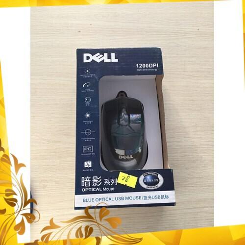 (Cực_Sock) CHUỘT DÂY HP, Dell + Lót g66_Thiết bị máy tính
